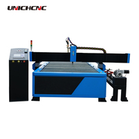 Metal pipe 1325 1530 cutter cnc plasma cutting machine with rotary device