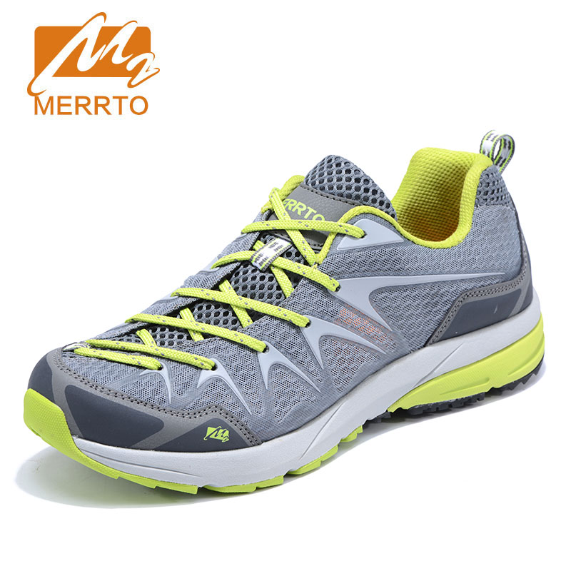 MERRTO men's outdoor Adventure Cushioning Trail Running Shoes anti-skid wear resistant Sneakers camping lightweight Jogging Shoe new hot sale children shoes comfortable breathable sneakers for boys anti skid sport running shoes wear resistant free shipping