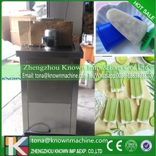 Factory direct sell easy operation stainless steelice pop making machine price