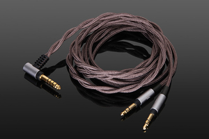 Image 4 - 4.4mm Upgrade BALANCED Audio Cable For SONY MDR Z7 Z7M2 MDR Z1R McIntosh Labs MHP1000 ONKYO A800 Focal Elegia HEADPHONES