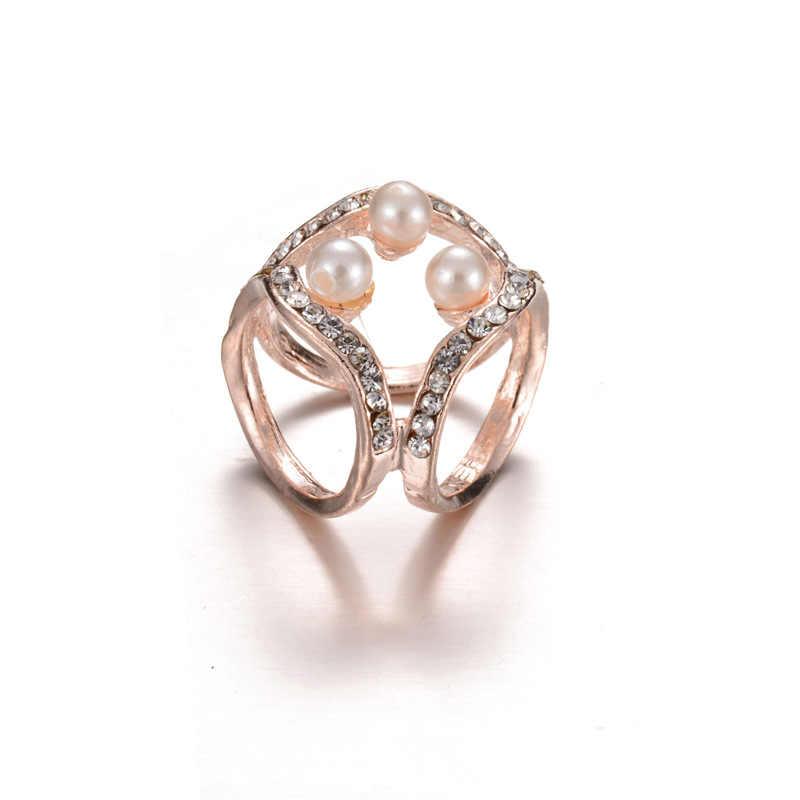 Simple Silk Brooch Scarf Jewelry Imitation Pearl Scarf Holder Scarf Brooch Clips Jewelry Gifts For Women Accessories Jewellery