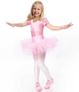Disfraces Trajes Leotardo De Niñas Danza Vestido Niños Para Chica Baile Ballet Bailarina Ropa 0Xk8nwOPNZ