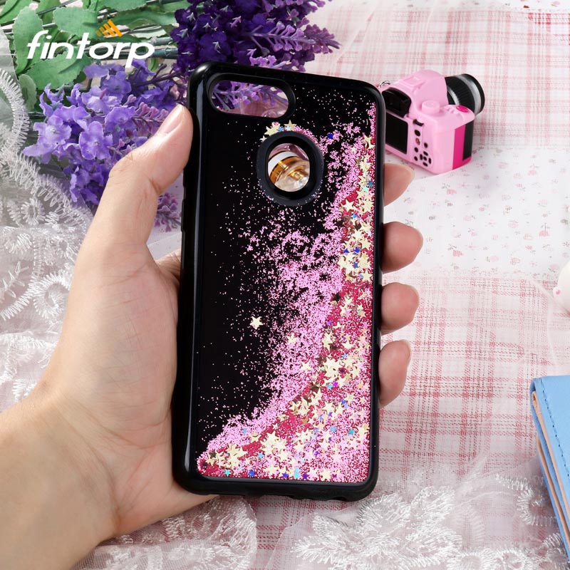 <font><b>Case</b></font> For <font><b>Oppo</b></font> A3S F9 F7 F5 F3 A83 A79 A7 A57 A5 A3 A79 <font><b>Cases</b></font> <font><b>Liquid</b></font> Quicksand <font><b>Cover</b></font> On <font><b>OPPO</b></font> Reno F11 Pro A9 A5 2020 R17 R15 K1 image