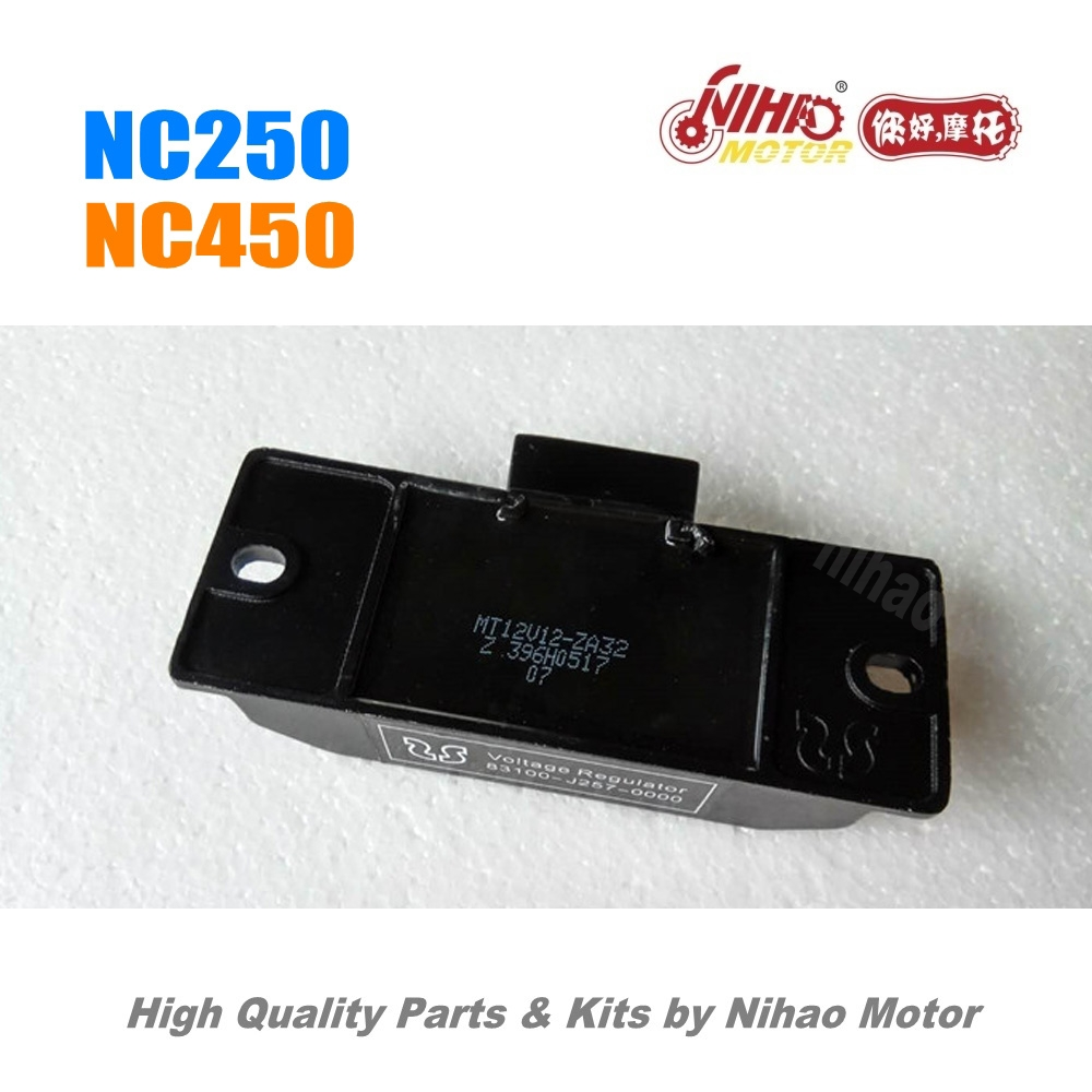 14 NC250 NC450 Parts Rectifier ZONGSHEN Engine NC RX3 ZS177MM (Nihao Motor) KAYO Motoland BSE Megelli Asiawing Xmoto