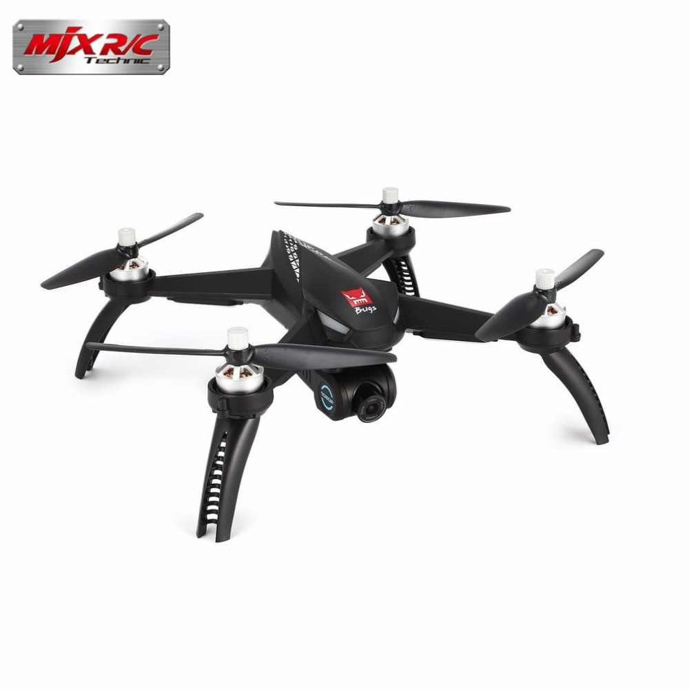 MJX Bugs 5W B5W Brushless Motor GPS FPV RC Drone Quadcopter with Adjustable 5G WIFI 1080P Camera Follow Me Hovering hiMJX Bugs 5W B5W Brushless Motor GPS FPV RC Drone Quadcopter with Adjustable 5G WIFI 1080P Camera Follow Me Hovering hi