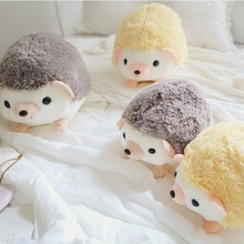New 30/40cm Cute Cartoon Plush Hedgehog Dolls Soft Cotton Stuffed Lovely Hedgehog Plush Toys Birthday Gifts for Kids