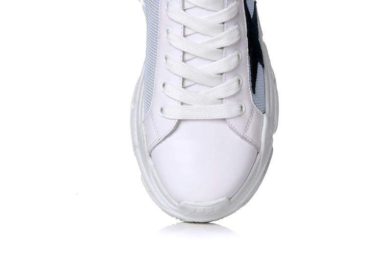 Mayor Vulcanize Marca Zapatillas Blanco Moda Venta 2019 Encaje Por Vaca Doratasia Mujer Zapatos Deporte De Cuero Al IBqvxSfp