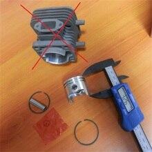 Поршневой комплект для TANAKA ECS320 ECS-330 3300 3301 3350 TCS-330 TBC-340 и более триммер кусторез ZYLINDER в сборе поршневые кольца