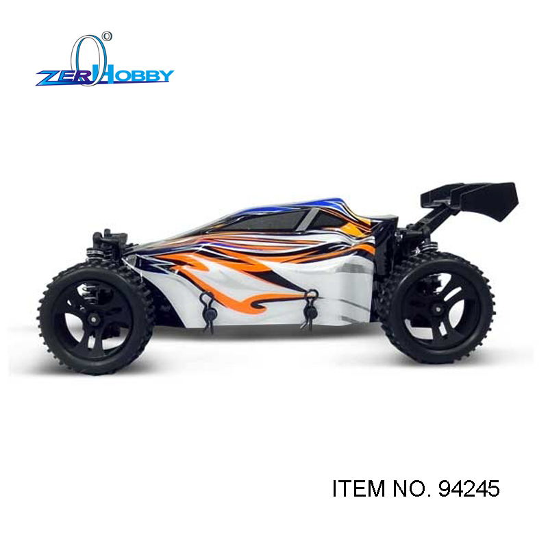 HSP RACING RC CAR 1/24 SCALE STANDARD 4WD ELECTRIC OFF ROAD BUGGY (item no. 94245) hsp racing rc car troian pro 94185top 1 16 scale 4wd off road electric powered brushless buggy car ready to run