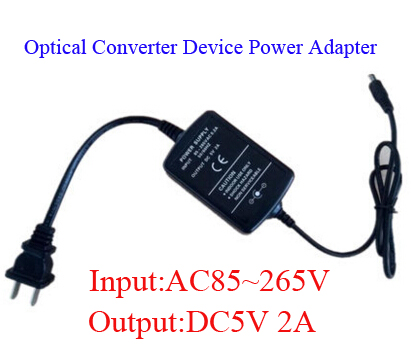 AC 85-265V to DC5V 2A Power Converter Adapter Supply Charger 5V2A power supply for optical fiber media converter transceiver ac 85 265v dc 9 12v power supply adapter for 3 x3w led illuminated