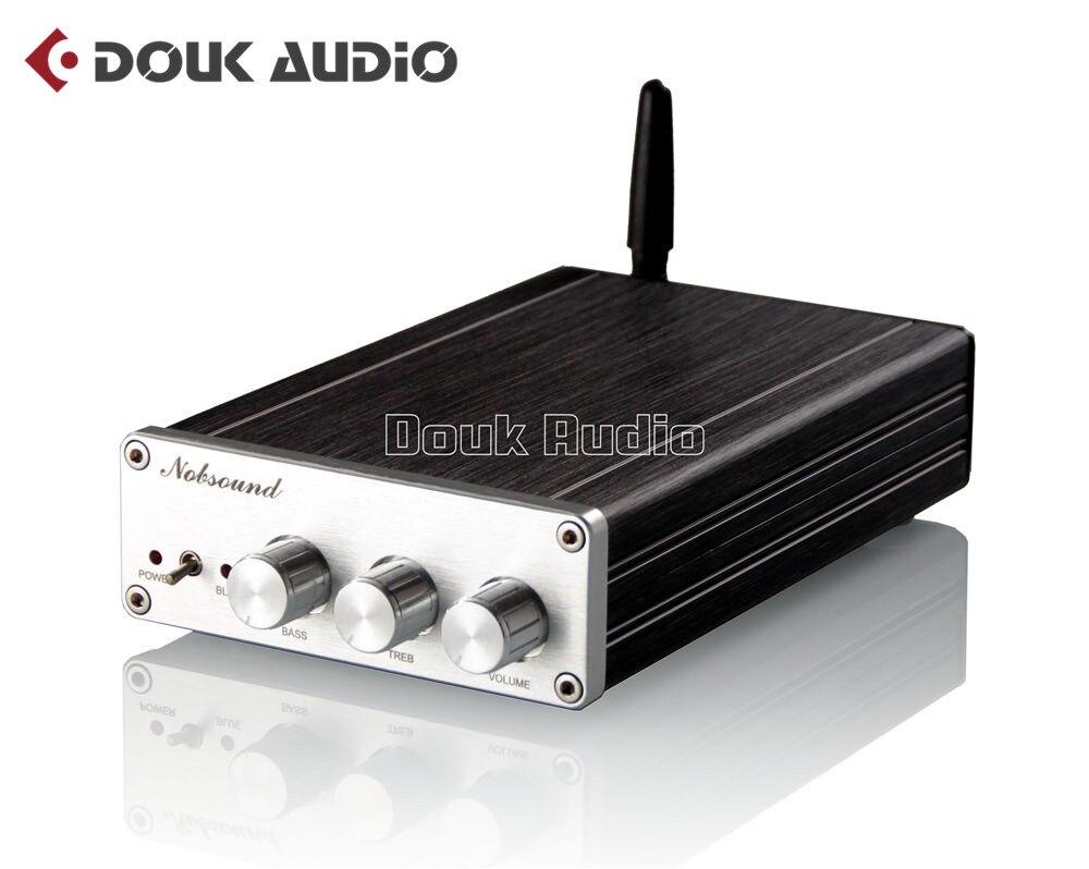 Douk Audio 400watt Mosfet Power Amplifier Stereo Hifi Amp 60w Amplifiercircuitsaudio Nobsound Bluetooth 40 Hi Fi Tas5613 Digital Mini 21 Channel Integrated
