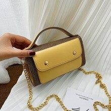 Female Crossbody Tote Bag For Women 2019 Quality PU Leather Luxury Handbag Designer Sac Main Ladies Chain Shoulder Messenger