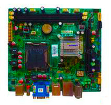 Irvine GL6E MCP73S01 Desktop Motherboard mcp73 GF7100 5189-0652 492934-001 Mini-ITX Socket 775 DDR2 100% tested perfect quality