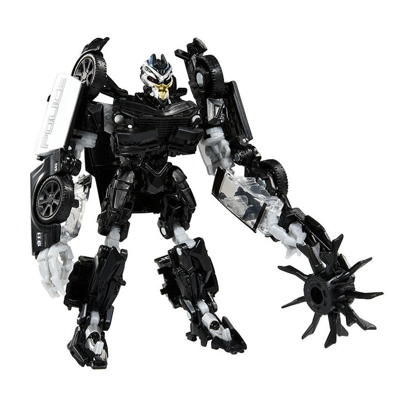 Studio Series Barricade Car Robot Action Figure Classic Toys For Boys Children SS28
