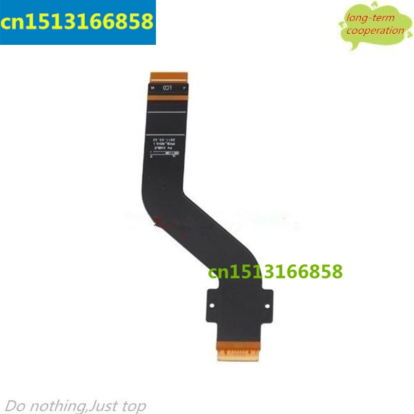 Original LCD Display Connector Flex Cable <font><b>Motherboard</b></font> Parts For <font><b>Samsung</b></font> Galaxy Tab 2 10.1 <font><b>P5100</b></font> P5110 P7510 P7500 N8000 image
