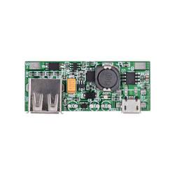 10 шт./лот 3.7 В литий-ионный Батарея мини USB к USB Питание модуль модуля заряда совета 5 В 1A