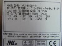 Для HP2 6500P R 500 Вт HP2 6500P R Импульсные блоки питания мощность модуль