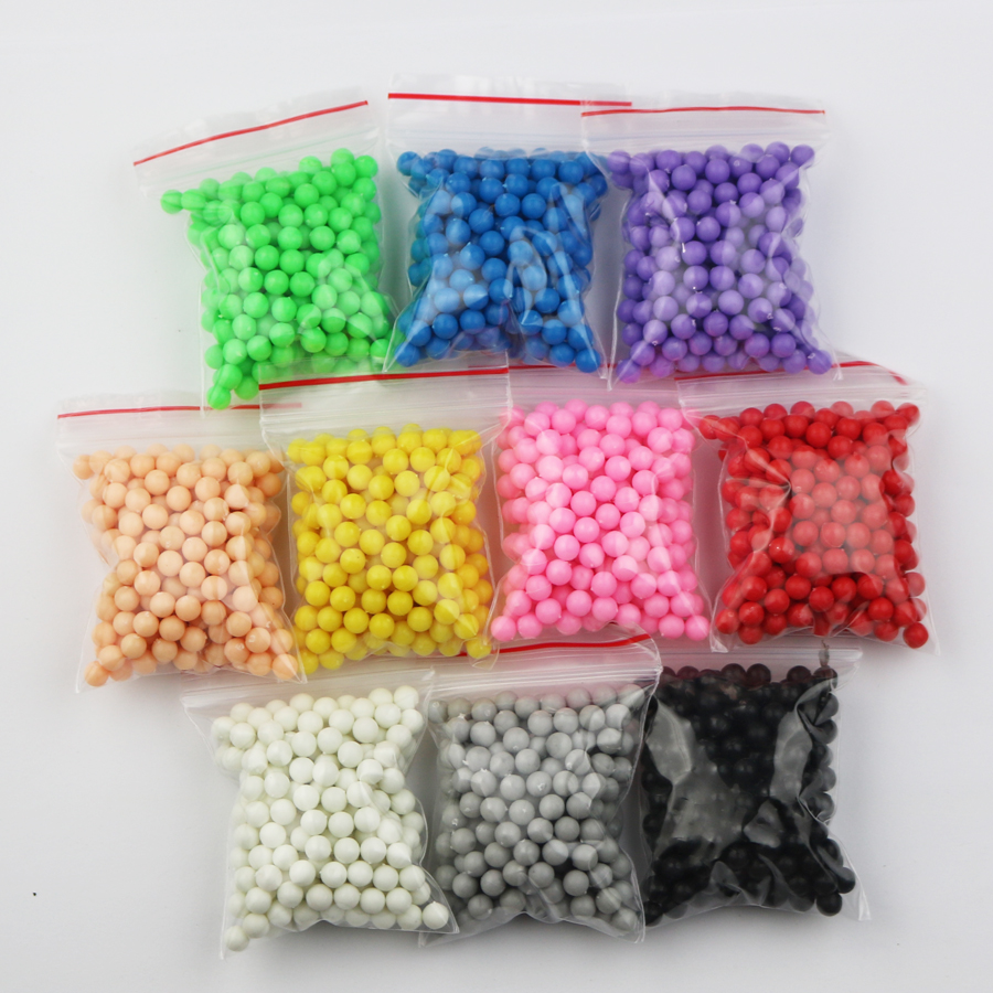 купить 200pcs/10bag 10 Colors DIY Water Spray Magic Aqua Beads Hand Making 3D Aquabeads Puzzle Educational Toys for Children Kit Ball G по цене 490.78 рублей