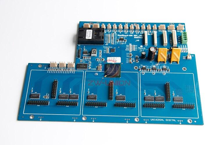 Free shipping Challenger Infiniti FY 3286T Printer Printhead Board 12H REV 1 60 3 508GS Printhead