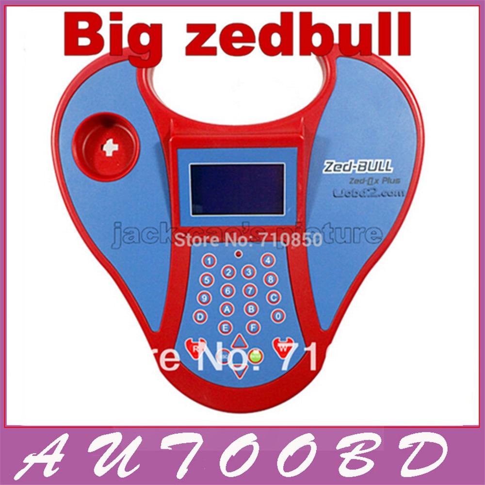 2016 big Zedbull key programmer v508 zed bull zed-bull transponder cloning big zed bull transponder clone key programmer tool