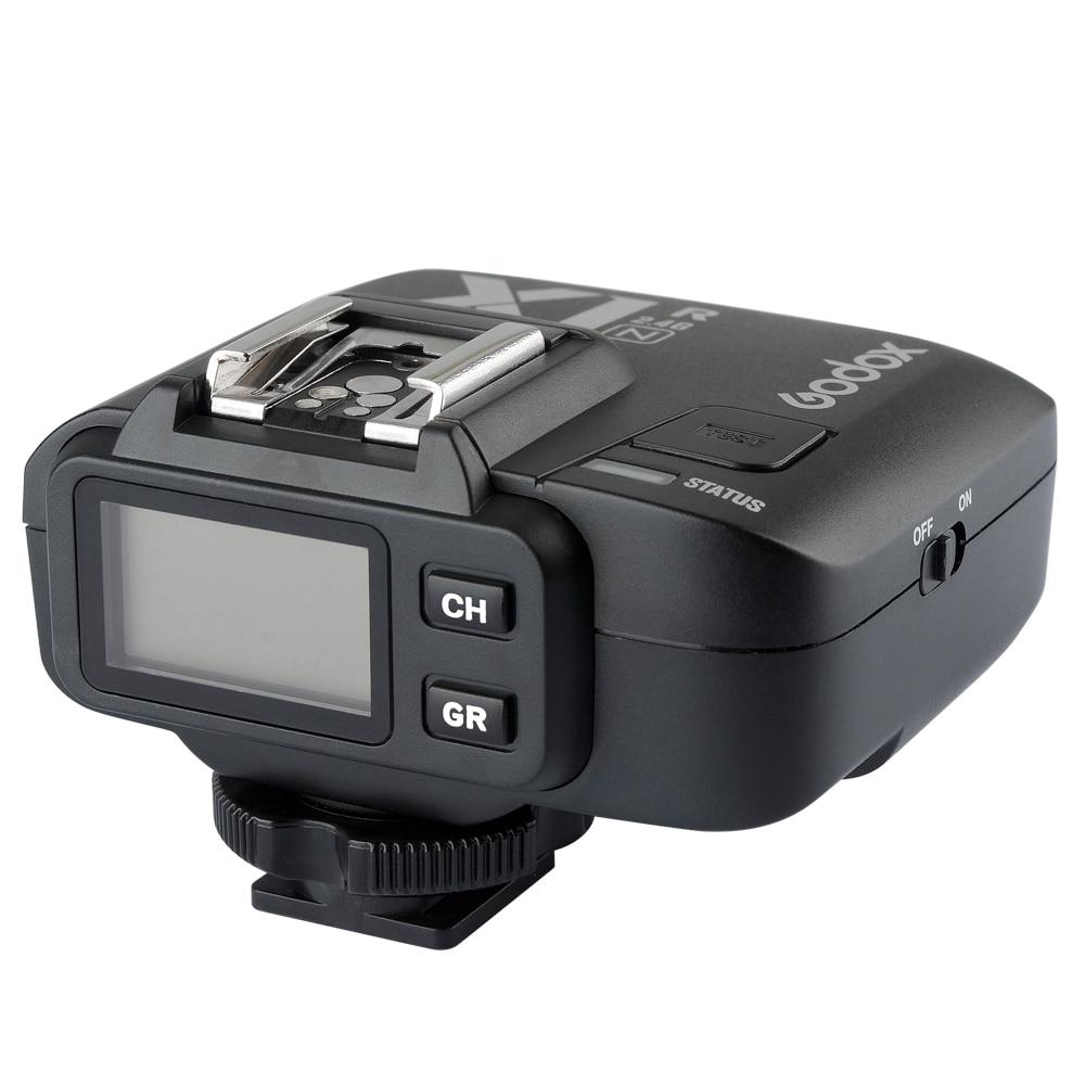 Godox X1R N TTL 2.4G Wireless Flash Trigger Receiver สำหรับ X1N Trigger สำหรับกล้อง Nikon DSLR-ใน ตัวปล่อยชัตเตอร์ จาก อุปกรณ์อิเล็กทรอนิกส์ บน AliExpress - 11.11_สิบเอ็ด สิบเอ็ดวันคนโสด 1