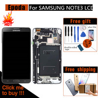 5 7 Super AMOLED LCD For Samsung Galaxy Note 3 LCD Display Note3 N9005 Touch Screen