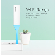 150Mbps Wireless WiFi Network Repeater Wireless-N Range Signal Extender Booster Amplifier Expander Coverage IEEE 802.11 b/g/n