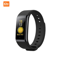 Xiaomi Amazfit Cor MiDong Smart Wristband Color IPS Screen Heart Rate Monitor Fitness Tracker 50m Waterproof Bracelet
