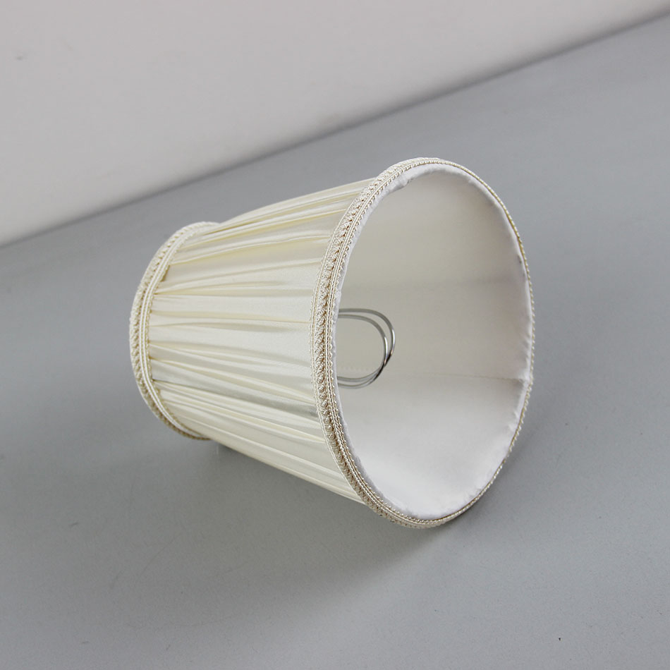 DIA 14.5cm/5.7inch High Quality chandelier lamp shades for wall lamp, Clip on