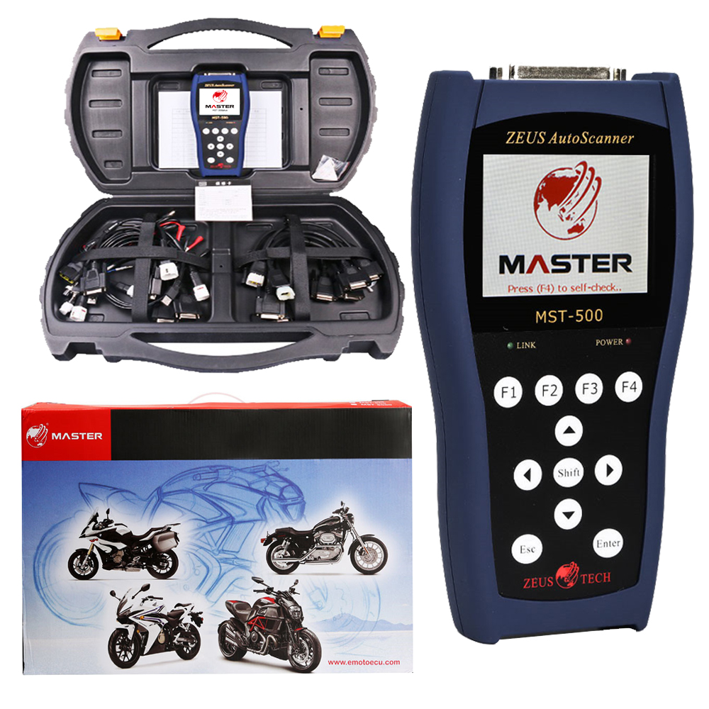 Auto Scanner MST 500 Handheld Motorcycle Diagnostic Scanner Tool