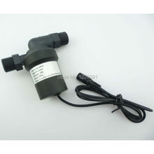 1pcs 20w DC 24V 6M water heater booster Pump brushless Motor Water Pump submersible