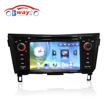Free Shipping Car video player For X-TRAIL 2013- 2014 car dvd player with GPS car Radio Bluetooth SD USB,Free 8GB map card
