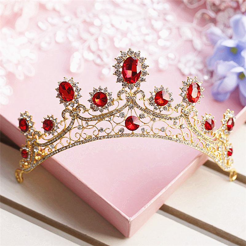 Online Buy Wholesale Ruby Hair Accessories From China Ruby