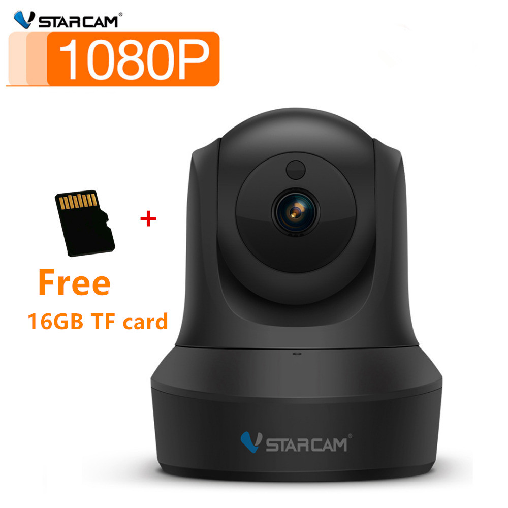 Vstarcam 720P Wireless IP Camera Wifi Video Baby Monitor Security Camera C29 IR Night Vision App