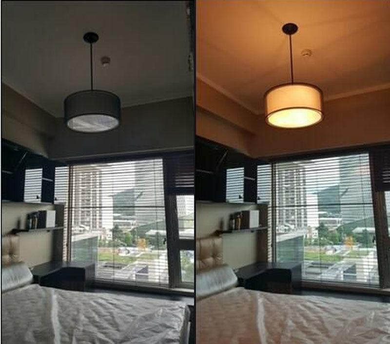 moderne einfache drop esszimmer wohnzimmer bettzimmer schlafzimmer stoff kronleuchter licht lampe runde trommel tuch stoff hngen lampe licht in moderne - Kronleuchter Licht Mit Trommel