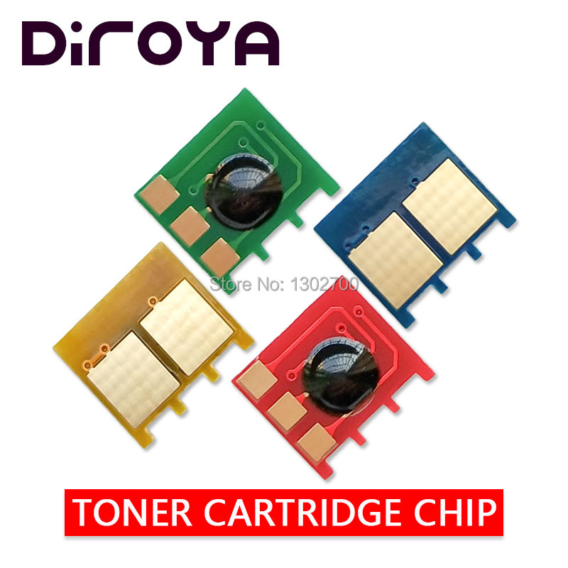 CRG 131 331 731 Toner cartridge chip For Canon i SENSYS MF 628Cw 626Cn 623Cn 621Cn