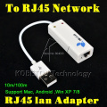 USB 2.0 для RJ45 Lan Карты Сетевого Ethernet Адаптер Asix AX8872B Для Mac OS Android Tablet pc Ноутбук SmartTV Win 10 7 8 XP 100 Мбит/С