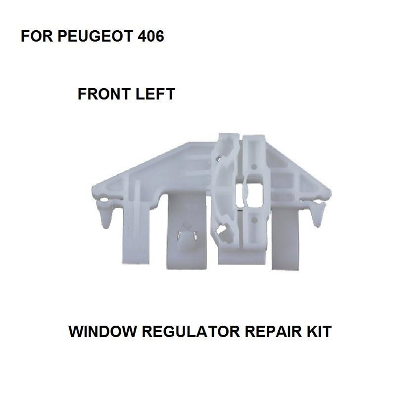 FOR PEUGEOT 406 ELECTRIC WINDOW REGULATOR CLIP FRONT-LEFT SIDE NEW 1995-2004