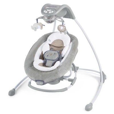 baby sleeper chair lazyboy office plus size moonlight swing electric cradle rocking vibration with music
