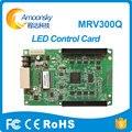 China fornecedor display led full color controlador NovaStar MRV300 cartão de recepção síncrona MRV300q com Hub 75