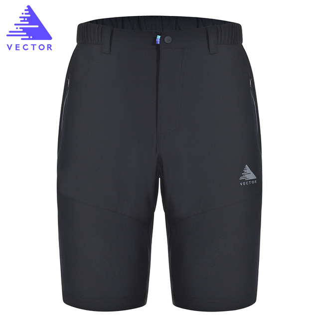 VECTOR Outdoor Running Shorts Quick Dry Breathable Sports Shorts for Hiking Training Cool Man Woman Gym Shorts KUD50027