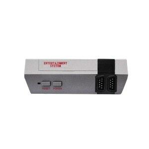 Image 2 - Video Game 620 Classic Games AV Port Retro Mini TV Handheld Family Recreation Video Game Console US Plug Dual Gamepad Player