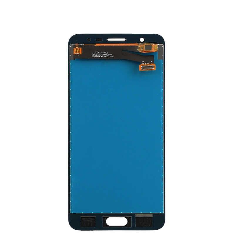 Dành Cho Samsung Galaxy Samsung Galaxy J7 Thủ 2 2018 SM-G611 G611F G611M Màn Hình Hiển Thị LCD Bộ Số Hóa Cảm Ứng Thay Thế 100% Được Kiểm Tra