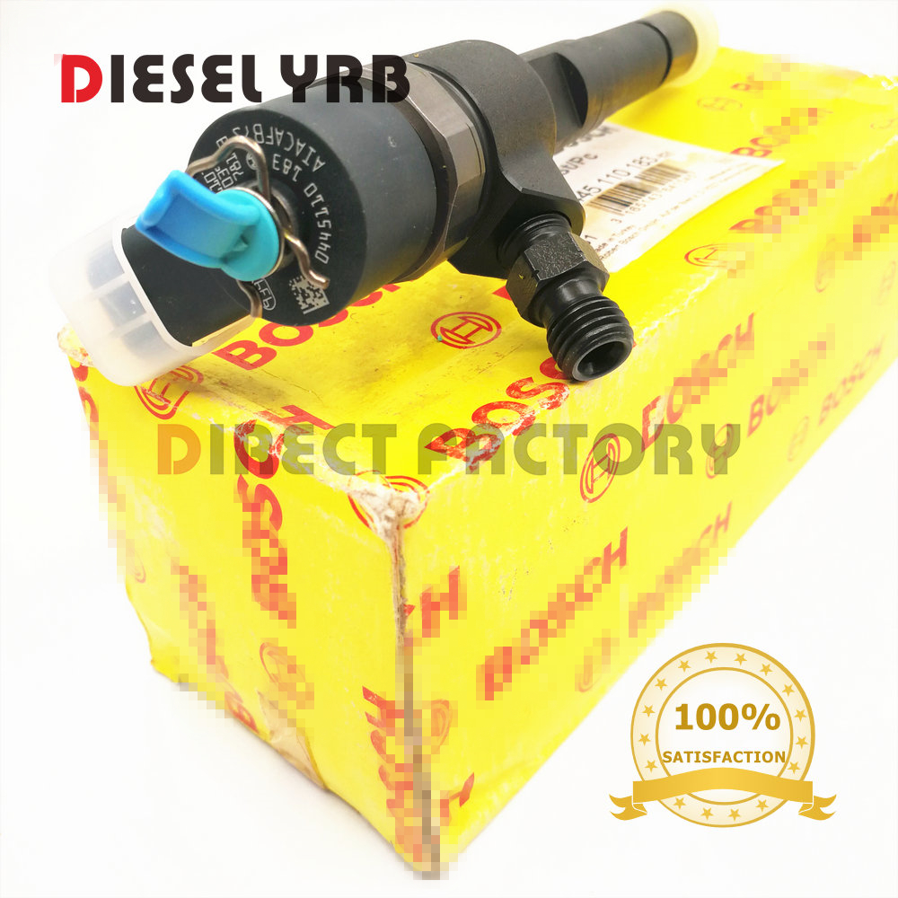 Brand new common rail fuel injector 0445110183 for FIAT 55197124 55197875 F ORD 9S51 9F593 BA