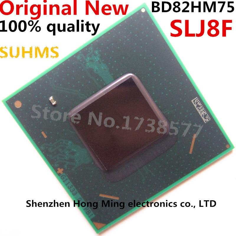 100% New BD82HM75 SLJ8F BGA Chipset