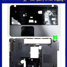 Wellendorff Серый для Toshiba Satellite L850 L855 C850 C855 C855D Упор для рук верхняя бухта w/o тачпад и нижняя база чехол