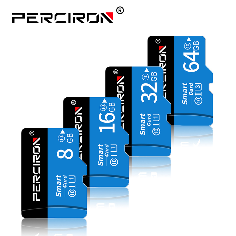 High Speed Micro SD Card 4GB 8GB 16GB 32GB 64GB Memory Card  MicroSD C10 TF Card Cartao De Memoria For Phone Camera(China)