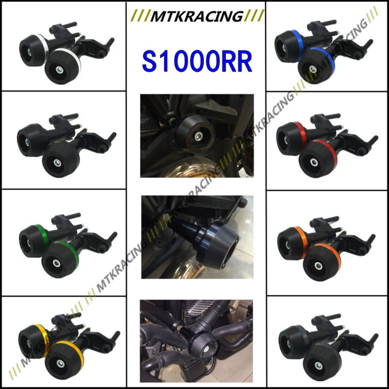 Free delivery New CNC Aluminum Motorcycle Falling Protection Left and Right Frame Sliders Protector For BMW S1000RR 2009-2016 jitendra singh yadav arti gupta and rumit shah formulation and evaluation of buccal drug delivery