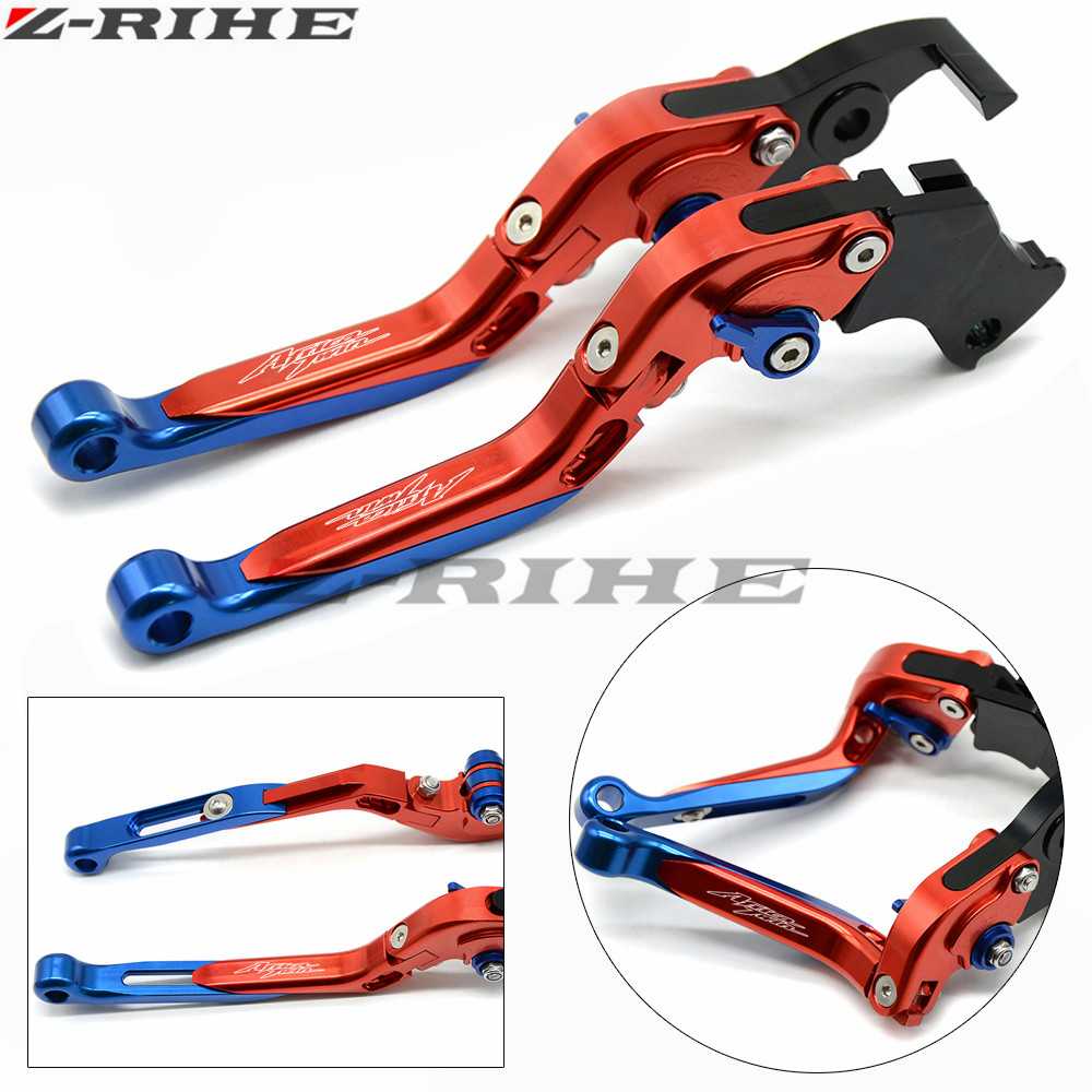 For Honda CRF1000L Africa Twin 2015 - 2017 Foldable Extendable Clutch Brake Levers Folding Extending CNC 2018 Lever Adjustable hotels great escapes africa самые красивые отели африки