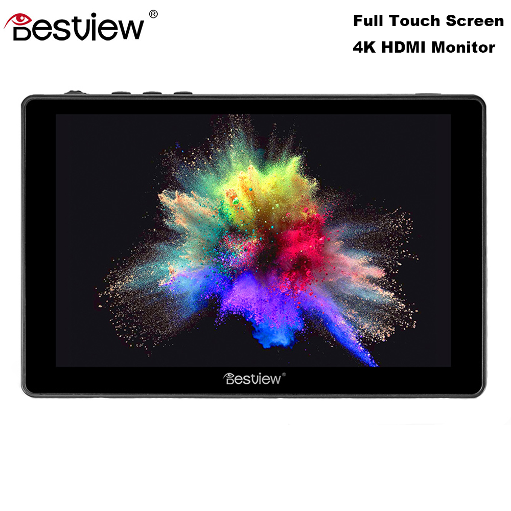 Desview R7 Touch Screen Monitor 7Inch IPS LED Screen 1920*1200 4K HDMI On Camera Field DSLR Monitor for Canon Nikon & StabilizerDesview R7 Touch Screen Monitor 7Inch IPS LED Screen 1920*1200 4K HDMI On Camera Field DSLR Monitor for Canon Nikon & Stabilizer